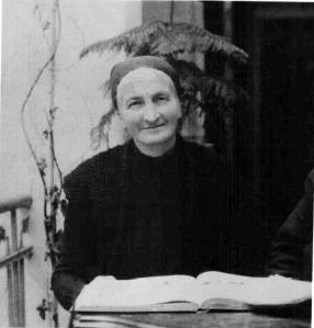 1924 bisnonna Serafine